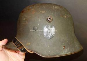 WWII Headgear WWI headgear Antique Military headgear