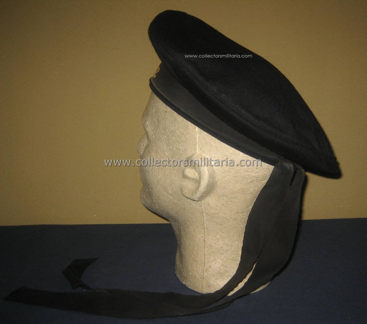 WWII German kriegsmarine sailors Donald Duck cap