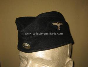 8a43ca426d897 A nice WWII German municipal police visor. This police visor does not have  any insignia but they would be easily obtained if you wanted to put them on.