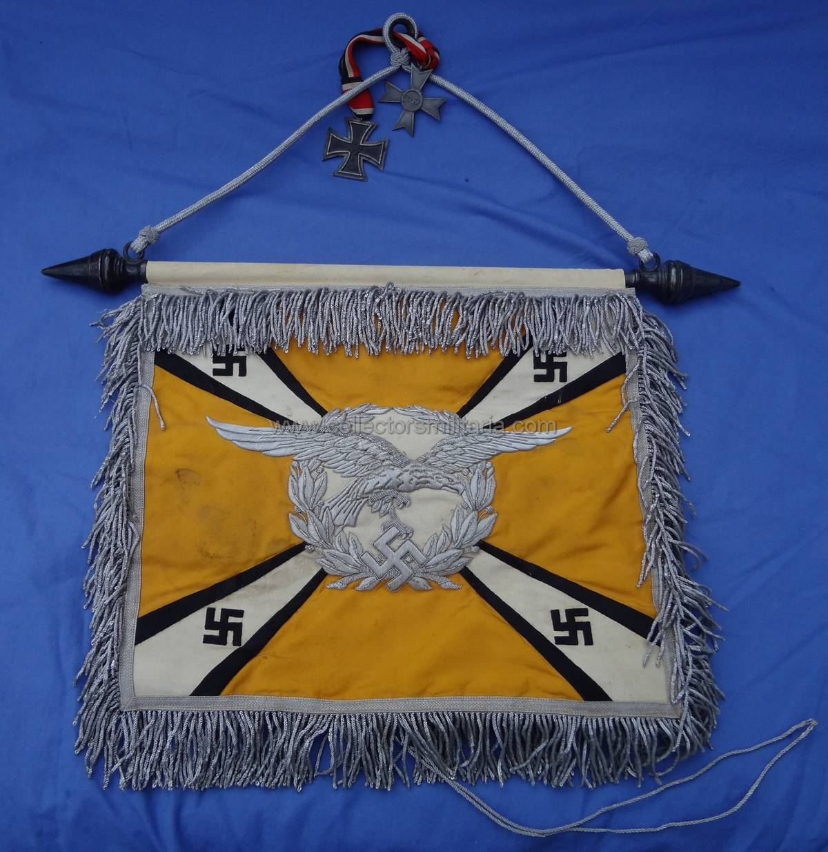 Luftwaffe Flight Regiment Schellenbaum Banner