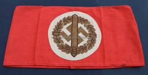 Elite Deutsches Afrika-Korps EM//NCO cuff title
