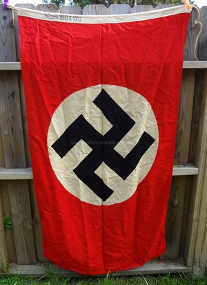 Wwii German Flags Banners Pennants For Sale And Wanted