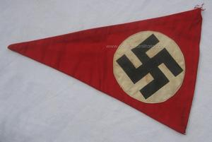 WWII German Flags, Banners & Pennants for sale and wanted